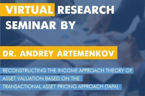 Virtual Research Seminar