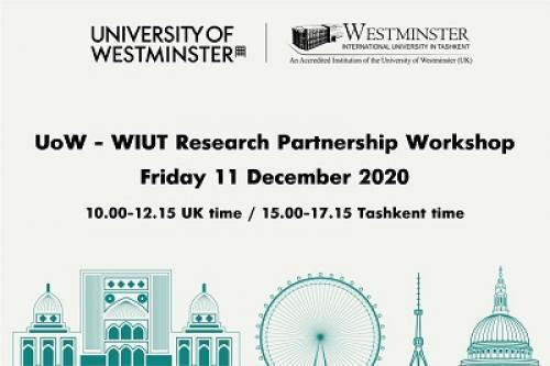 Research Partnership Workshop