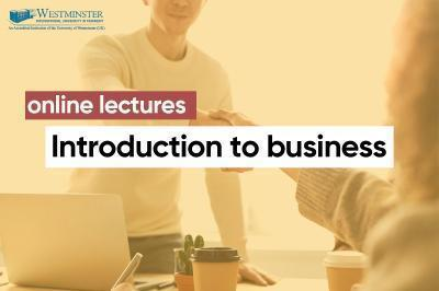 Online Lectures: Introduction to Business