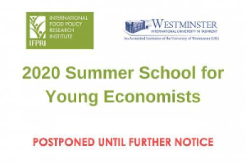 Summer School for Young Economists